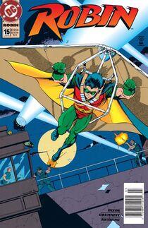 Robin 15 cover