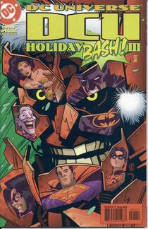 Dcu holiday Bash III cover