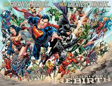 DC Universe - Rebirth (2016) 001-068