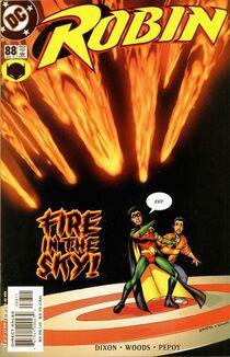 Robin 88 cover