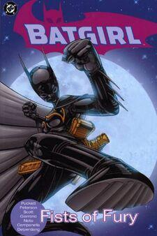 Batgirl fists of fury TPB