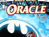 Bruce Wayne: The Road Home: Oracle Vol 1 1