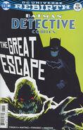 Detective comics 937B cover