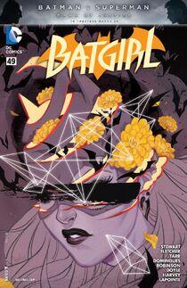 Batgirl 49 cover
