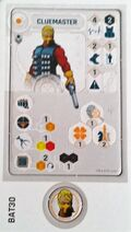 Cluemaster Front Playing Card