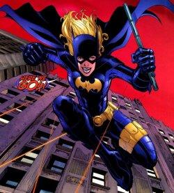 Batgirlherewego