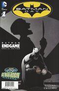 Batman Endgame Special Edition 1B&N Cover