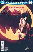 Detective comics cover 940B