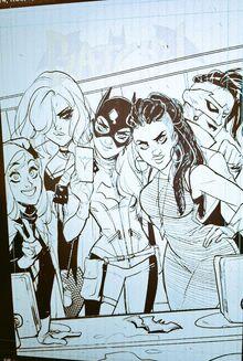Batgirl 50 cover b