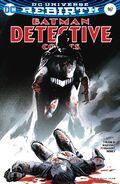 Detective Comics 967B Cover