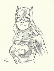 To Batgirl