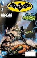 Batman Endgame Special Edition 1FYE Cover