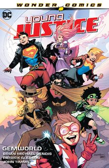 Young Justice TPB 1