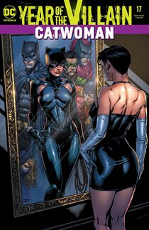 Catwoman 17 cover