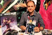 Bryan Q. Miller comiccon 2010
