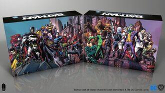 Batman Gotham City Chronicles cover