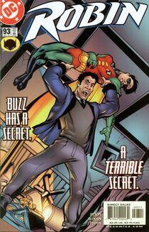 Robin 93 cover