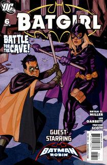 Batgirl 6 001