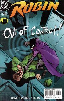 Robin 113 cover
