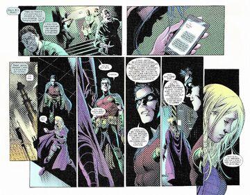 Detective comics 946 page 10 11