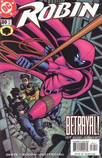 Robin 80 cover