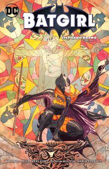 Batgirl Steph vol 2 cover