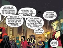 Batgirl Birds of Prey 16 Image 6
