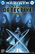 Detective Comics 965B Cover