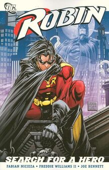 Robin Search For A Hero TPB