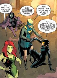 Batgirl Birds of Prey 16 Image 9