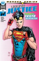 Young Justice 15 final cover