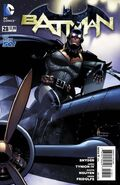 Batman 28 Steampunk Variant Cover