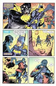 Convergence batgirl 2 page 14
