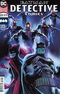 Detective Comics 979B Cover