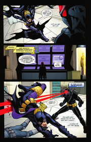 Bruce Wayne The Road Home Batgirl (02)