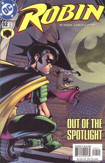 Robin 92 cover