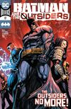 Batman and the Outsiders 17 cover