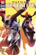 Detective Comics 970B Cover