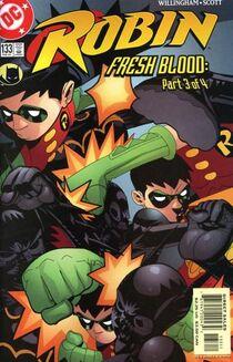 Robin 133 cover