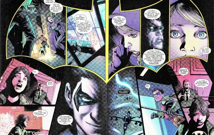 Detective comics 939 page 22 23
