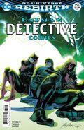 Detective Comics 955B Cover