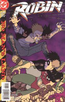 Robin 69 cover