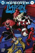 Batgirl Birds of Prey 16B Cover