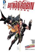 Batman and Robin Eternal 1NYCC2015 Cover