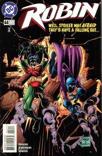 Robin 44 cover