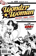 Wonder Woman 600C Cover
