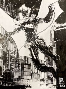 Jim Lee Steph Batgirl 2020