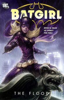 Batgirl The Flood TPB cover