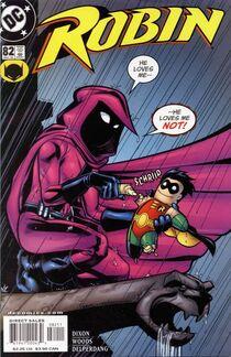 Robin 82 cover