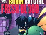 Robin/Batgirl: Fresh Blood TPB